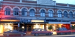 Barrow's Buildings, Papanui Road, Merivale, Christchurch, New Zealand,before the earthquakes. Photo taken 28 December 2009.