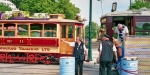 Cathedral Square Tram - Canon-QL19 (new)