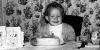 Kodak Box Brownie. Allan age one year.