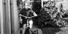 Kodak Box Brownie. Tricycle aged four years.
