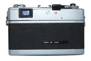 Canon Canonet QL19 New Model