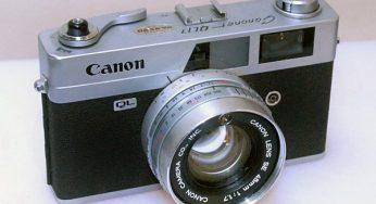 Canon Canonet QL17 (1965)