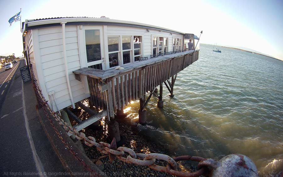 Using a GoPro for Inexpensive Wide Angle Photographs