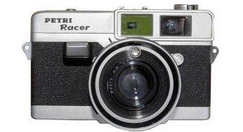 Petri Racer 35mm rangefinder film camera (from 1966)