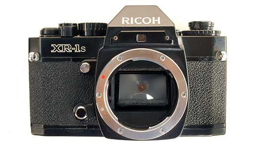 Ricoh XR-1s featured image.