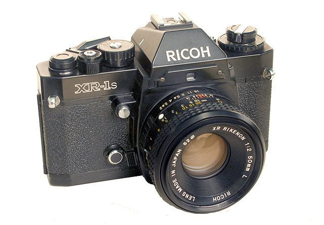 Ricoh XR-1s-view