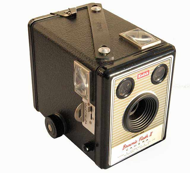 Kodak Box Brownie Flash II